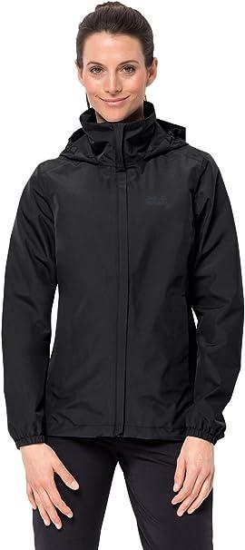 jack wolfskin damen stormy point jacket w wetterschutzjacke