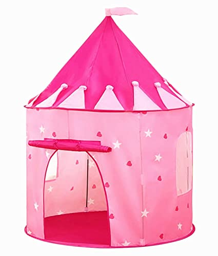 Baby Toys Kids Toys Princess Play Tent Girls for 1-8Years Old Balls Gift Portable Pink USA