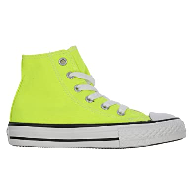 1b320af7c760 Converse Unisex-Child Chuck Taylor All Star Junior Seasonal HI Trainers   Amazon.co.uk  Shoes   Bags