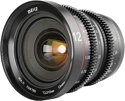 Meike 12 Mm T2 2 Große Blende Manueller Fokus Kamera