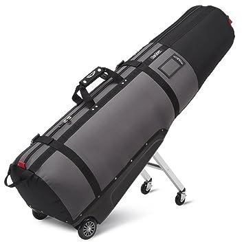 0dac3f2d5e Sun Mountain clubglider Voyage Housse de transport pour votre sac de golf à  roulettes Noir/