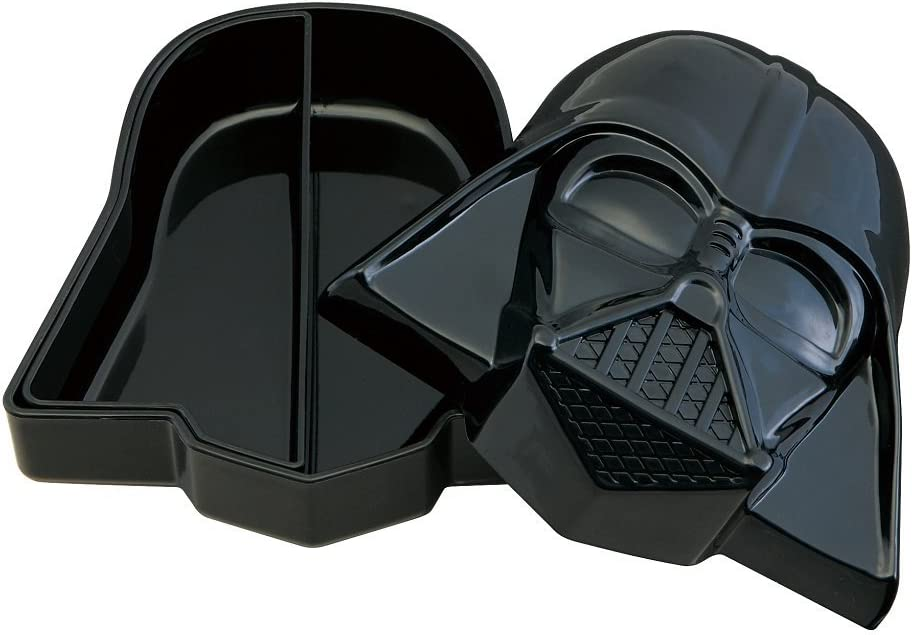 by Skater Star Wars: The Force Awakens themed die-cut lunch box core Darth Vader with belt