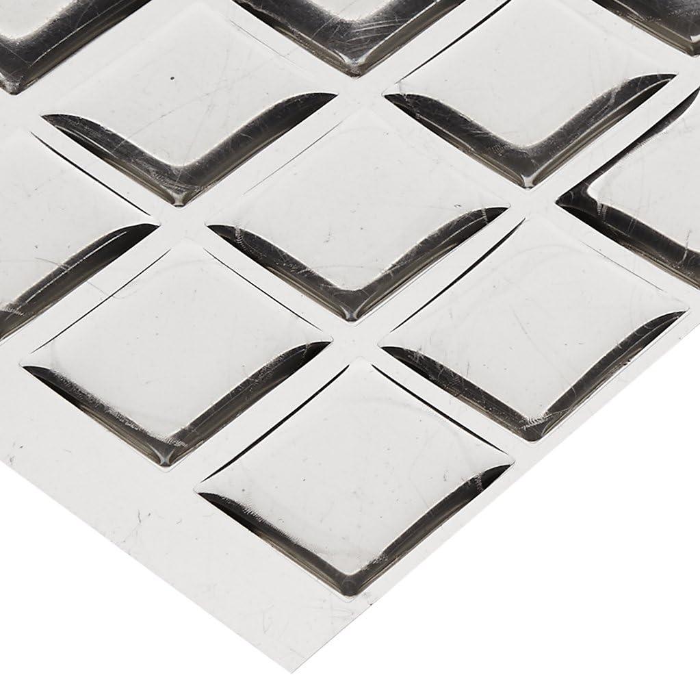 Fits Scrabble Tiles or Pendants Beadaholique 100-Piece Epoxy Stickers 18.5 by 20.4mm
