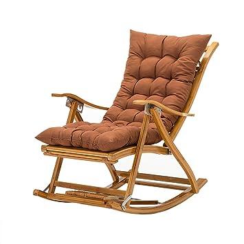Amazon.com: Silla de jardín reclinable, silla relajante para ...
