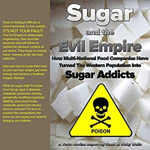 Sugar and the Evil Empire Audiobook