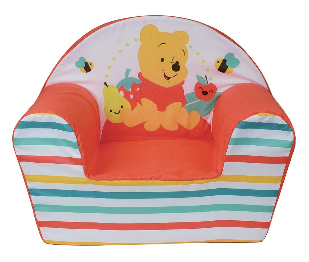 Fun House 713013/Disney Winnie Poltrona in schiuma per bambini
