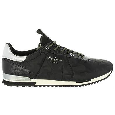 überlegene Materialien Fabrik authentisch Top Marken Pepe Jeans Herren Tinker Racer Nylon Sneaker: Amazon.de ...