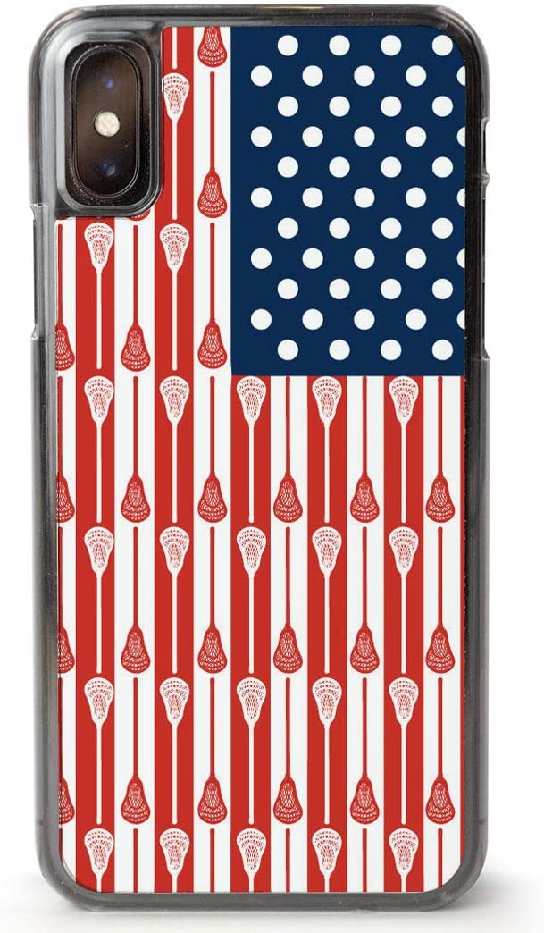 Guys Lacrosse iPhone 6/6S Case