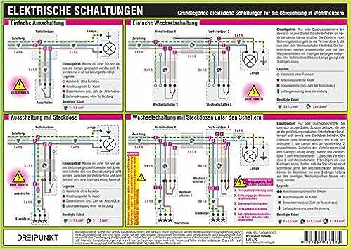 Elektrische Schaltungen: Grundlegende elektrische Schaltungen für ...