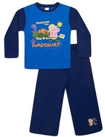 dbbc167e8 George Pig Pyjamas (3-4 Years): Amazon.co.uk: Clothing