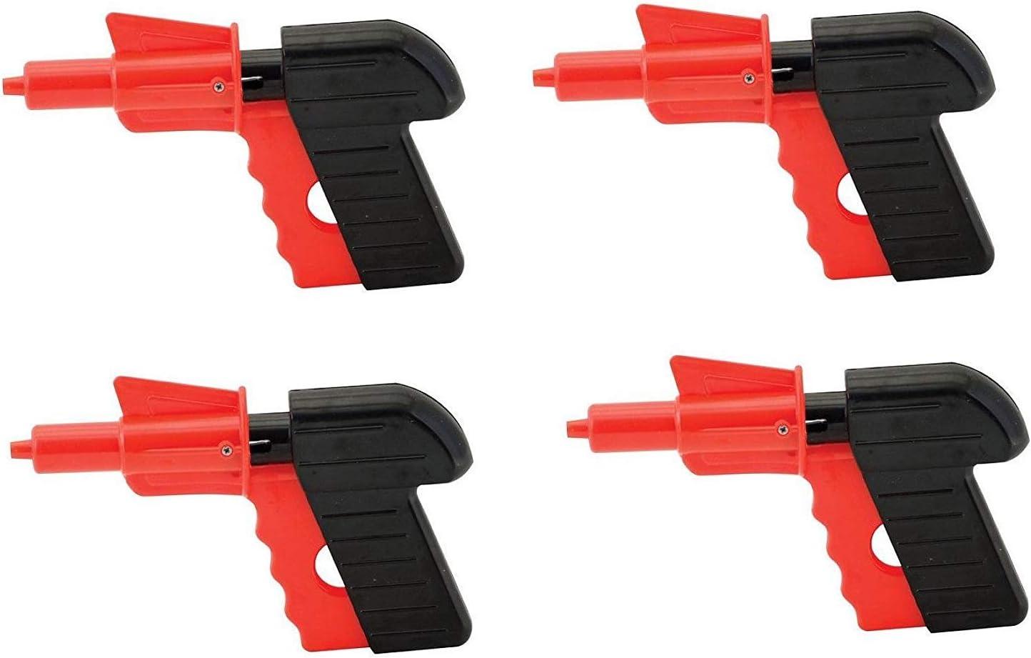 Rhode Island Novelty 6 Inch Potato Gun, Four Pack