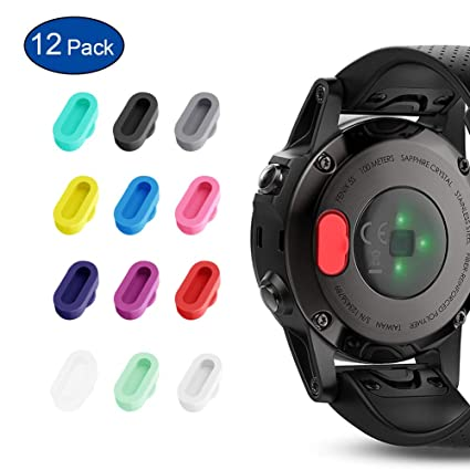 Amazon.com: OenFoto Compatible Garmin Fenix 5X Accesorios ...