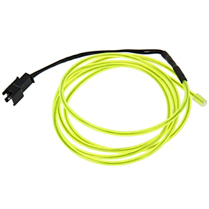 Buy New 1M/3M/5M 3V Flexible LED Neon Light Glow EL Wire Rope Tube ...
