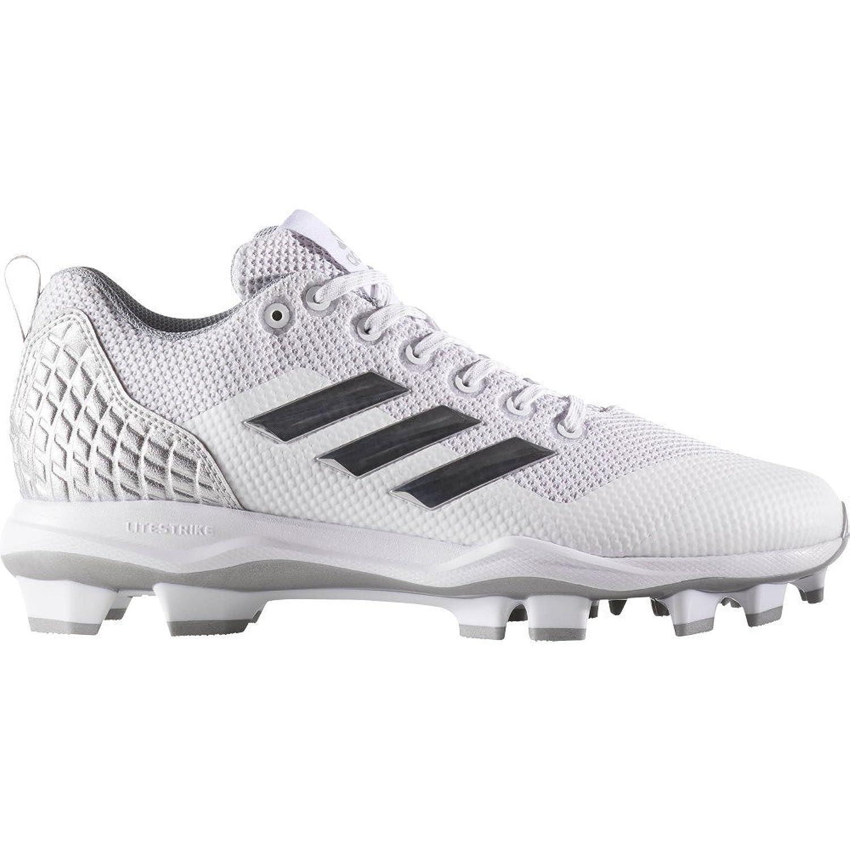 (アディダス) adidas メンズ 野球 シューズ靴 adidas Poweralley 5 Baseball Cleats [並行輸入品] B0785LRKJZ11.0-Medium