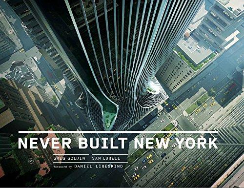 Never Built New York cover