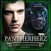 Pantherherz (Academy of Shapeshifters 3) | Amber Auburn