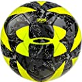 Under Armour Desafio 395 Soccer Ball Camo/Hi-Viz