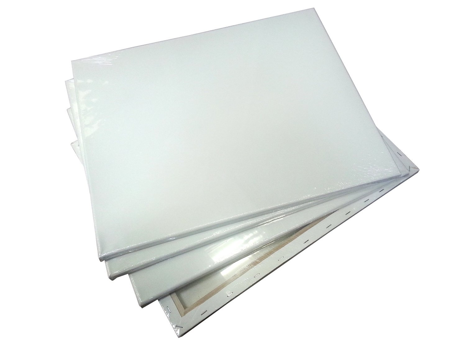 Generic Stretched Canvas, 16'' x 20'' x 3/4'', Box of 16