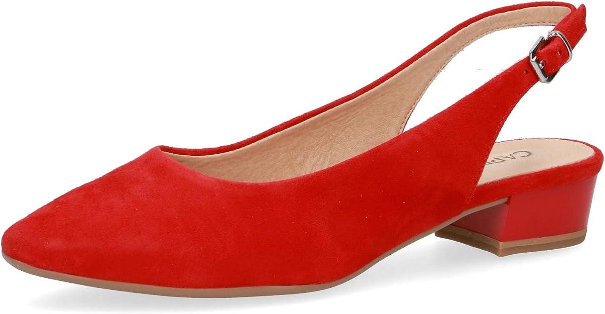 CAPRICE Damen Pumps, Frauen Sling Pumps: : Schuhe