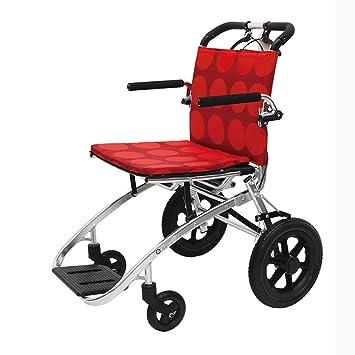 LTN Ltd - Wheelchair Silla de Ruedas Ligera Y Pequeña, Silla ...