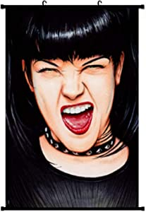 NCIS_Abby4 Posters Wall Art Prints Bedroom Scroll Poster Wall Decor 16 x 24 inches