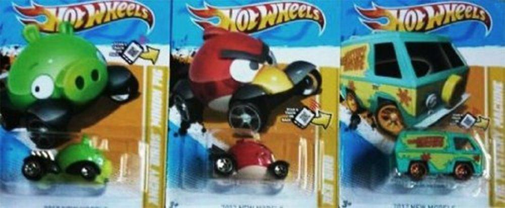 Amazon 2012 Hot Wheels