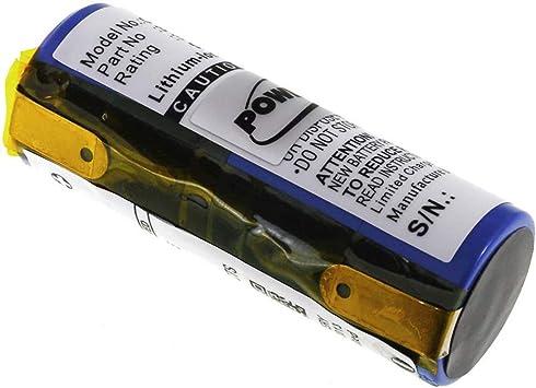 Batería para Afeitadora Braun 9585: Amazon.es: Electrónica