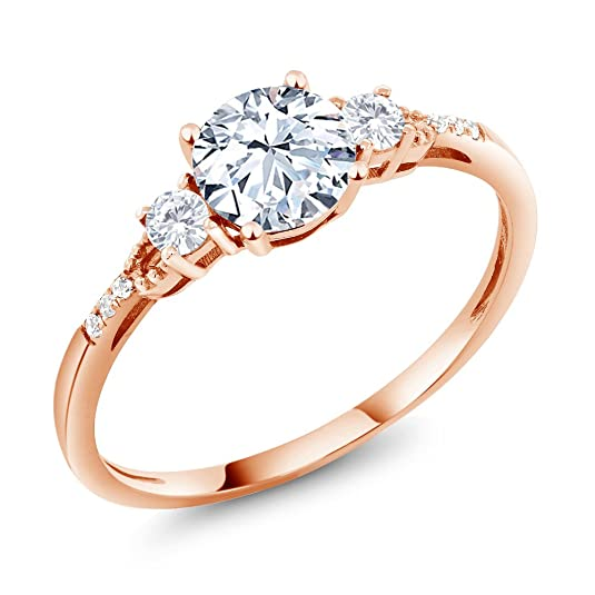 The 8 best real diamond engagement rings under 200