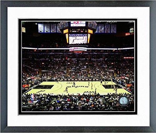 AT&T Center San Antonio Spurs NBA Stadium Photo (Size: 12.5