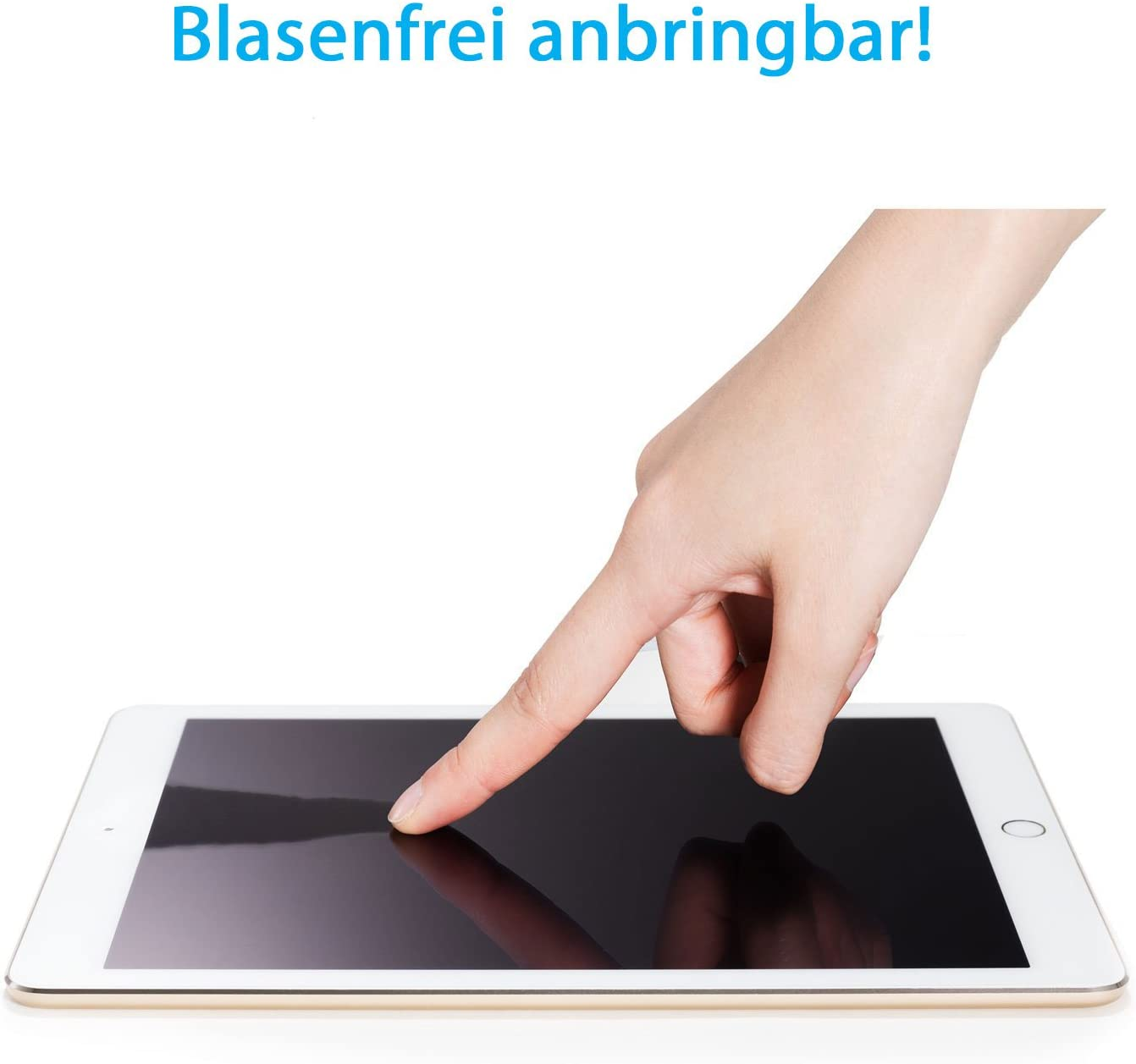 ArktisPRO Premium Echtglas Displayschutz f/ür Apple iPad Air 2