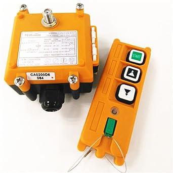 Super Max Remote Control For Concrete Pump F21-2D AC/DC18V