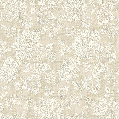 A-Street Prints 2702-22737 Tivoli Taupe Floral Wallpaper,