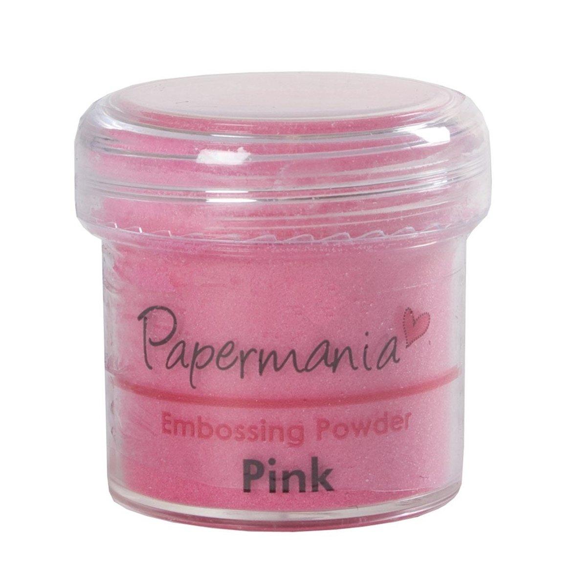 Docrafts-Polvere per goffratura, 28 g, colore: rosa PMA 4021001