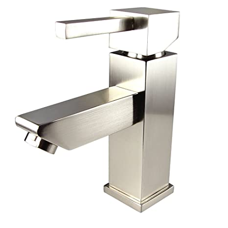 bath faucets home depot single hole mount bathroom vanity faucet brushed nickel touch on sink amazon clearance bathtub