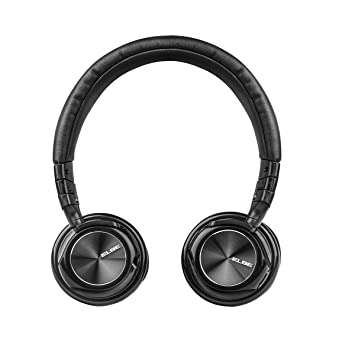 Elbe ABT-590-N - Auriculares (Plegable, Bluetooth, micrófono Incorporado) Color Negro: Amazon.es: Electrónica