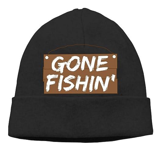 d18bce2372de1 Compulsive Fishing Beanie Hat Cute Toboggan Hat Winter Hats Knit Hat Beanies  for Men and Women