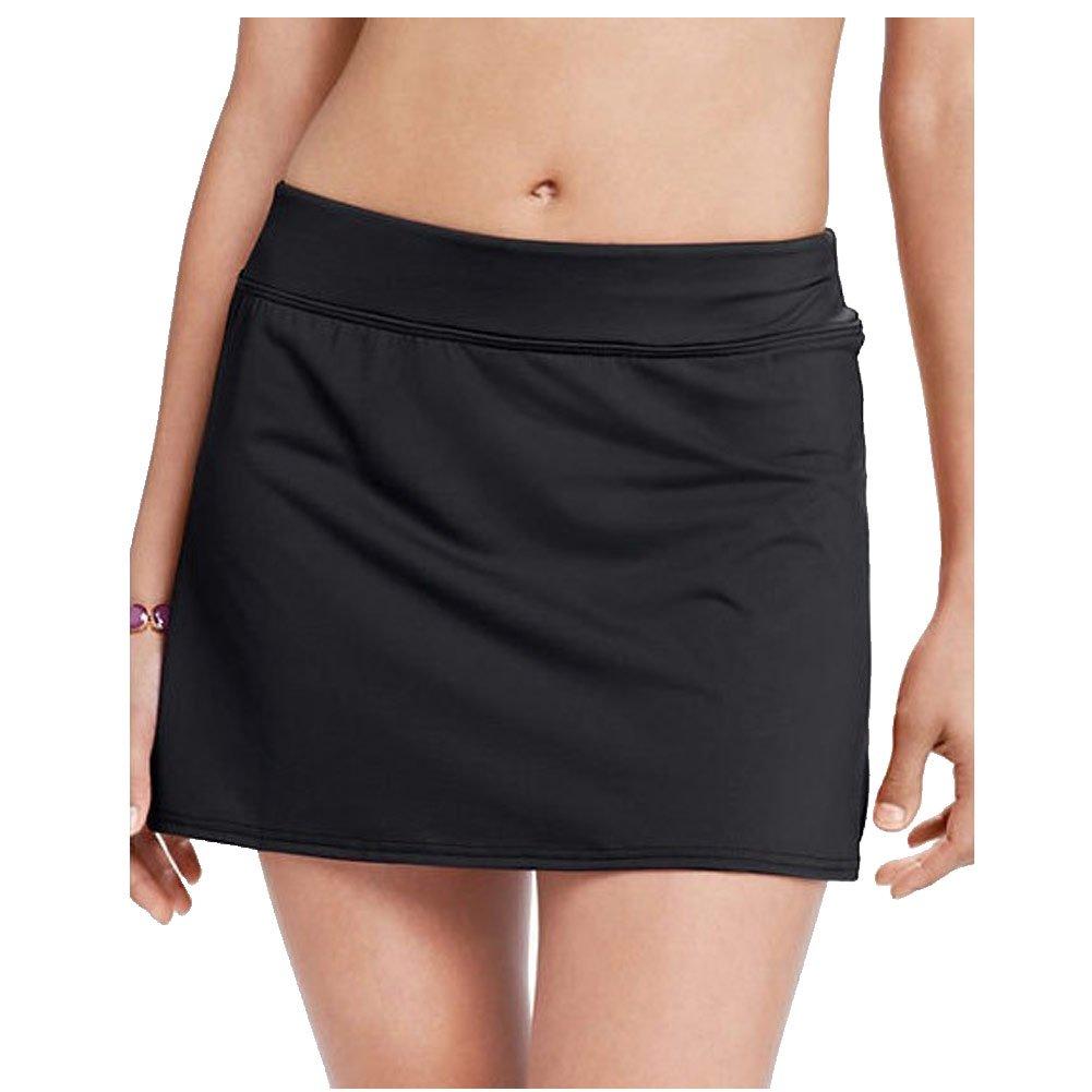 Women's Beach Living SwimMini Swim Skirt with Tummy Control swim Shorts