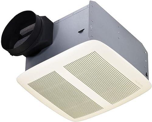 Nutone QTXEN110 110 CFM 0.9 Sones Energy Star Bath Fan