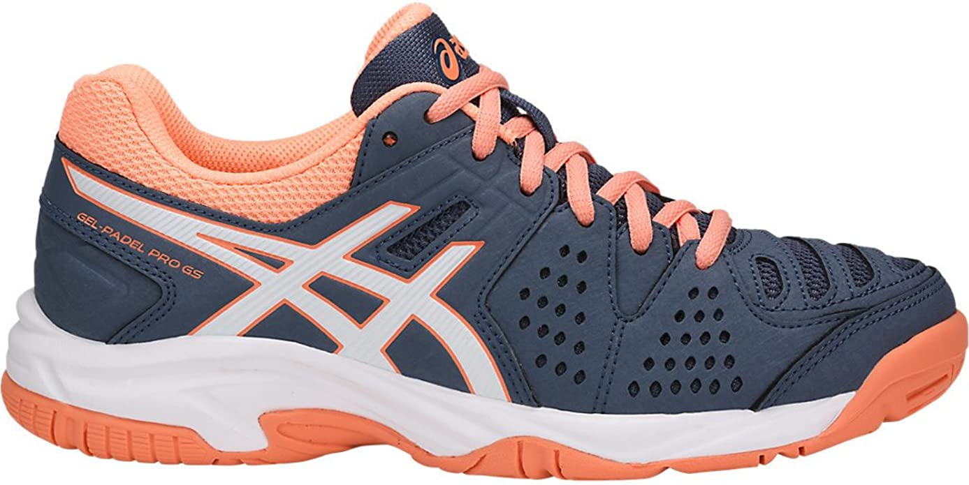 Chaussures junior Asics Gel-padel Pro 3 Gs: Amazon.es: Zapatos y ...