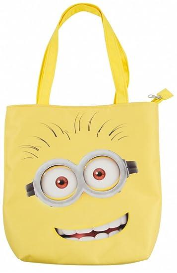 Tasche für Kinder Minion Minions gelb Kindergartentasche