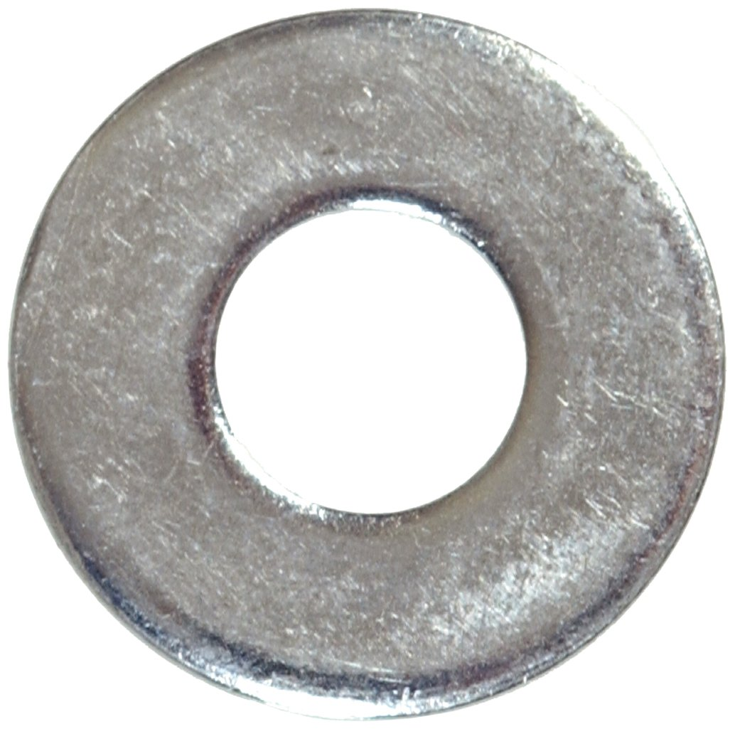 The Hillman Group The Hillman Group 1314#6 Flat Washer Steel Zinc 160 Pack