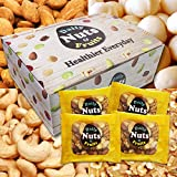 小分け4種 ミックスナッツ 1.05kg(35gx30袋) 箱入り 無塩 無添加 食物油不使用 (くるみ30% アーモンド35% カシューナッツ15% マカダミア20%)