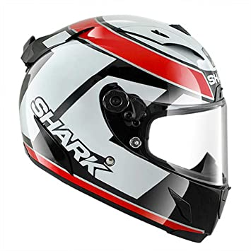 Shark Shark-Casco moto-Pro Race-R De Puniet KWR Replica Talla: