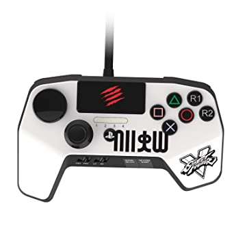 Mad Catz Street Fighter V FightPad Pro for PlayStation4 and