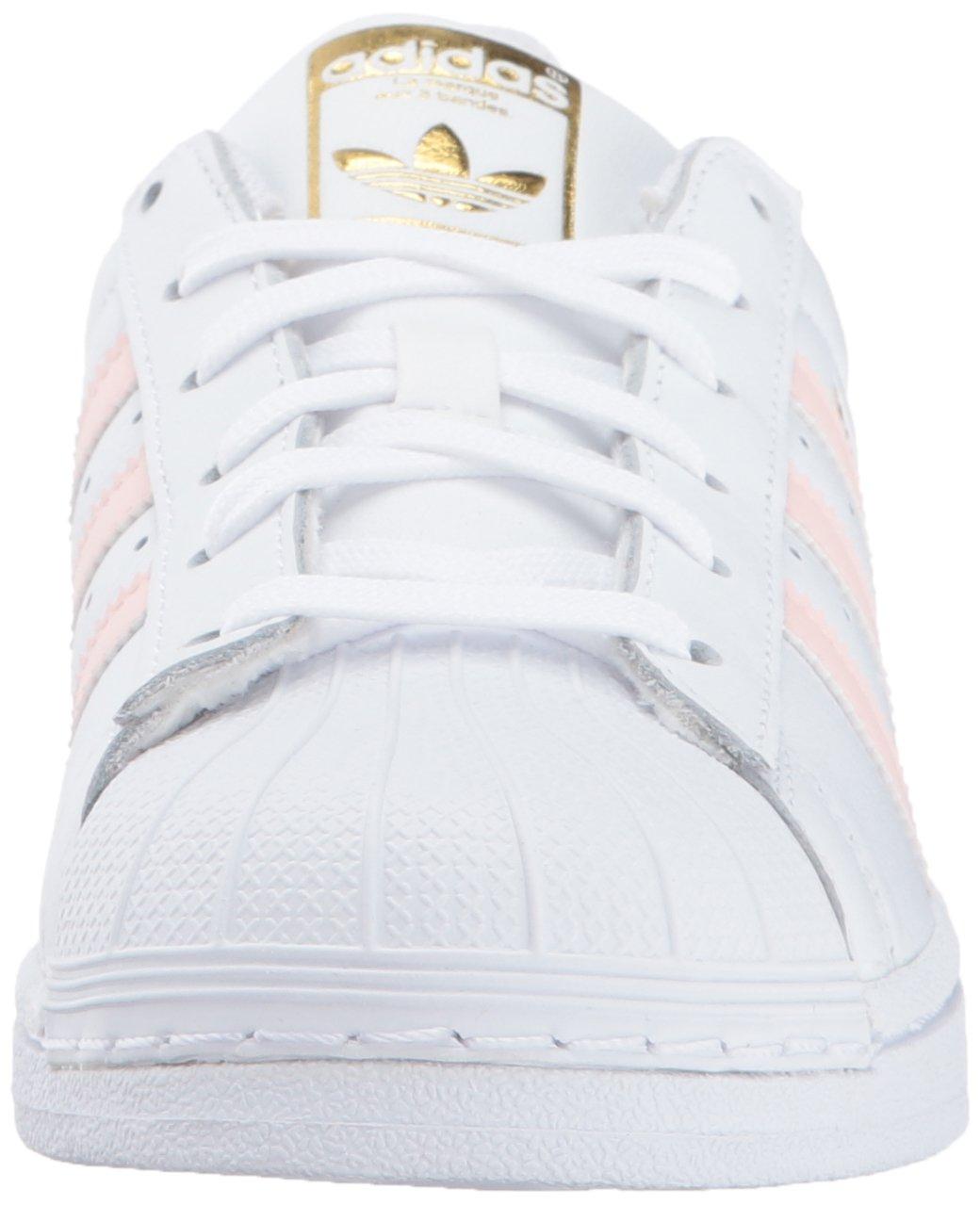 Adidas Originali 8496 Mujer) Superstar B073vs8thh Blanco / Hielo