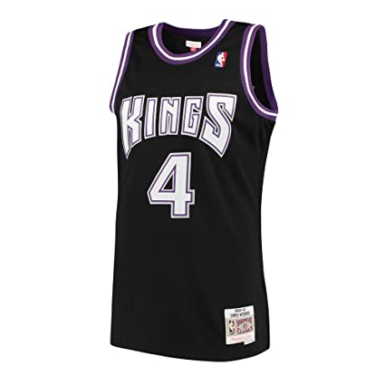 reputable site 3e02f c8f51 Amazon.com : Chris Webber Sacramento Kings NBA Mitchell ...