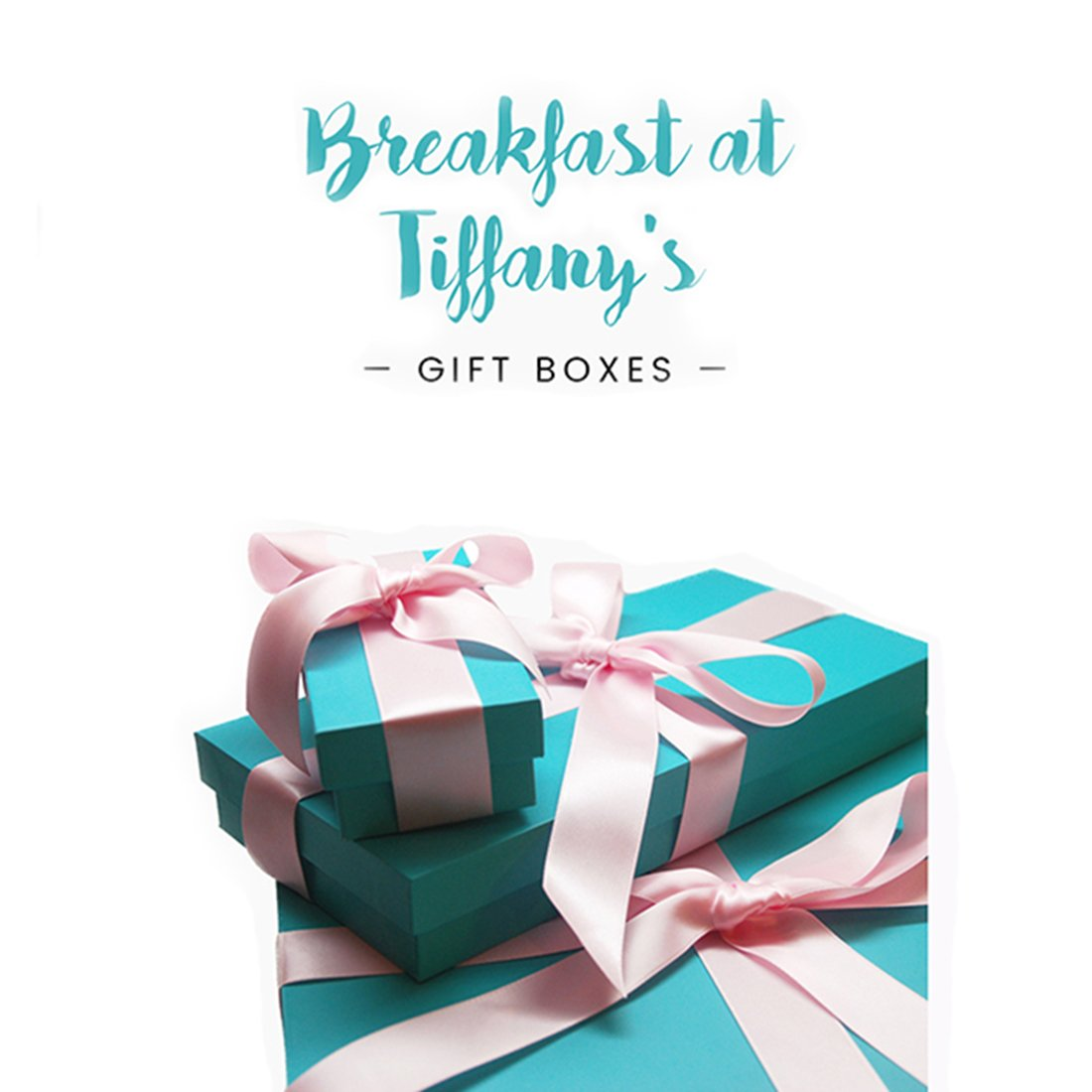 Amazon.com: Luxury Gift Boxes inspired by Breakfast At Tiffany\'s ...