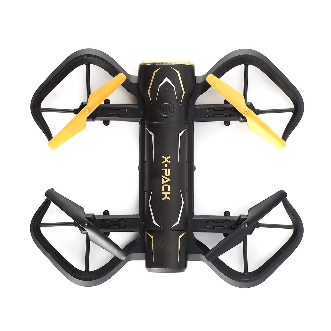 Mazur Attop X-PACK5 Drone Smart Quadcopter Pliable RC avec ...