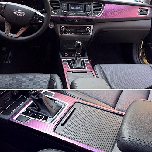 Atmomo Purple And Blue Car Chameleon Wrap Auto Carbon