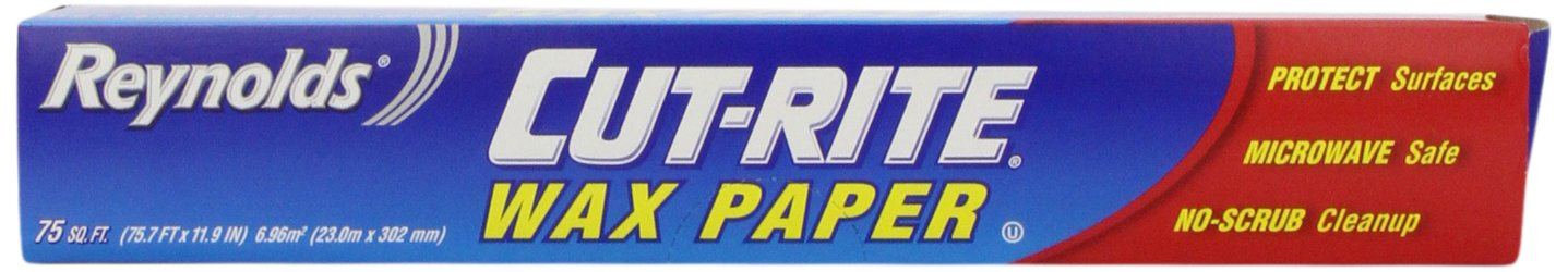 Reynolds Cut-Rite Wax Paper, 75 ft
